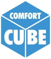 コンフォートキューブのロゴマーク